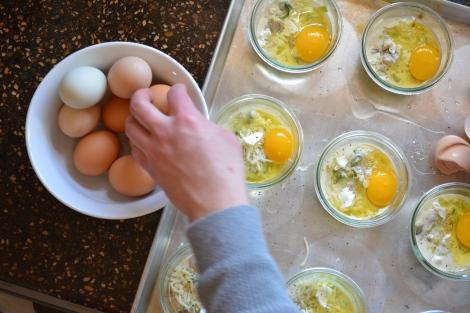 Adding the Whole Egg